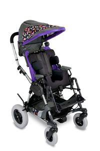 Butterflies  Cross-Over Kid Kart Upholstery