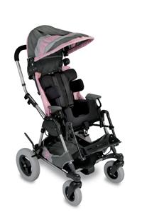 Soft Pink  Cross-Over Kid Kart Upholstery
